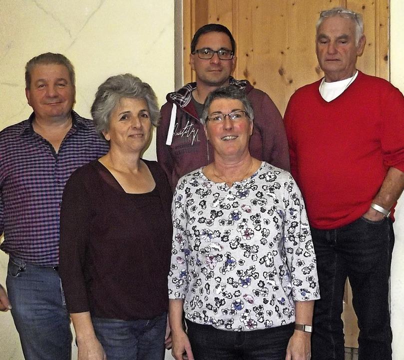 Das neu gewählte Vorstandsteam des Hal...rber, Sebastian Frölke, Klaus Keller.     Foto: Gertrud Rittner