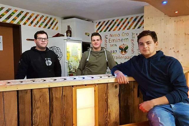 Der Jugendclub Holzwurm in Seelbach soll eigenständig werden