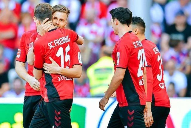 Gewinnen Sie Karten für das SC-Spiel gegen Bayern München
