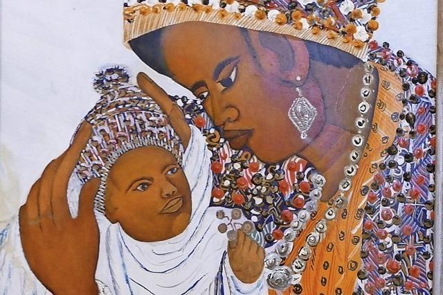 Das Bild der Mutter in der Welt