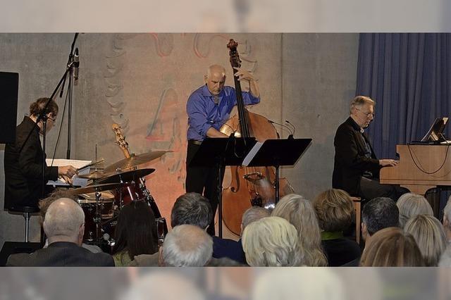 Exquisiter Jazz für einen guten Zweck