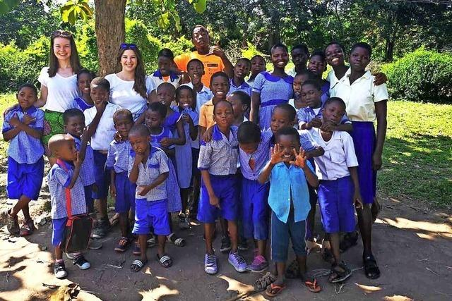 Hilfe für Kinder in Ghana