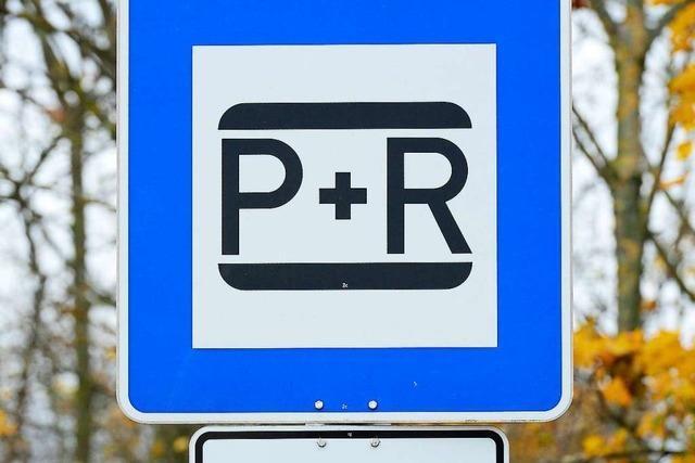 Ratsfraktionen fordern massiven Ausbau der Park & Ride-Plätze