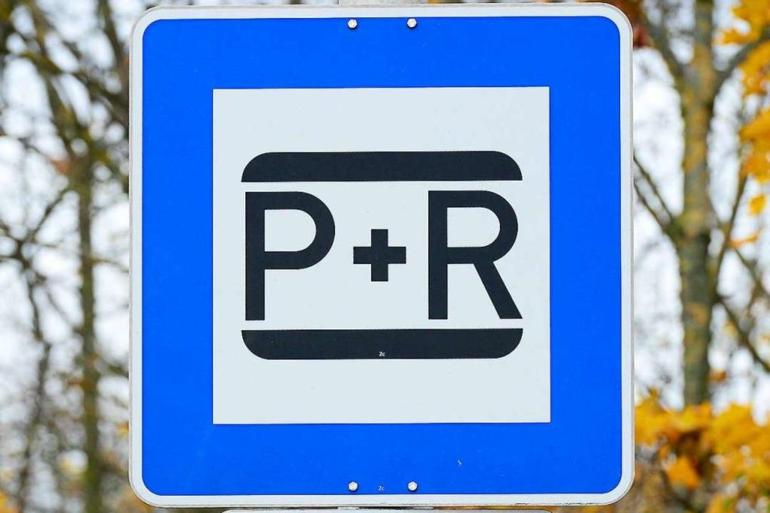 Die vorhandenen P&R-Plätze sind keine Alternative  | Foto: Ingo Schneider
