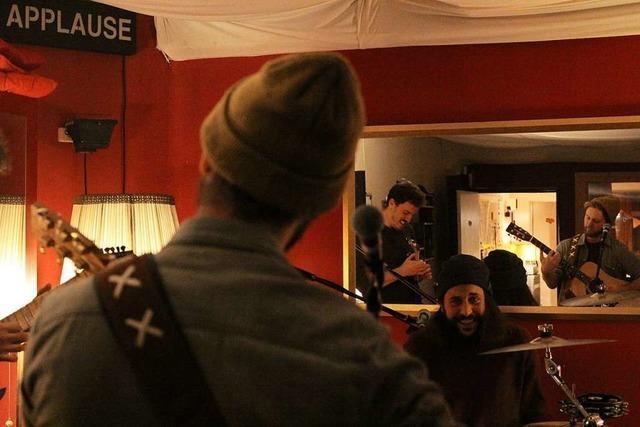 Die Freiburger Band Nikedo sorgt für Kino im Kopf