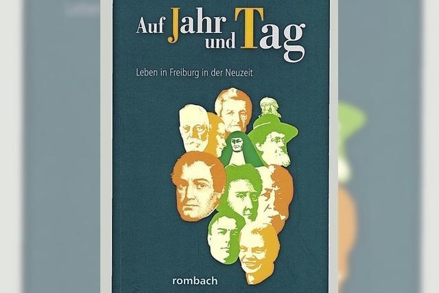 """Vorstellung von Band 5 der Reihe """"Auf Jahr und Tag"""""""