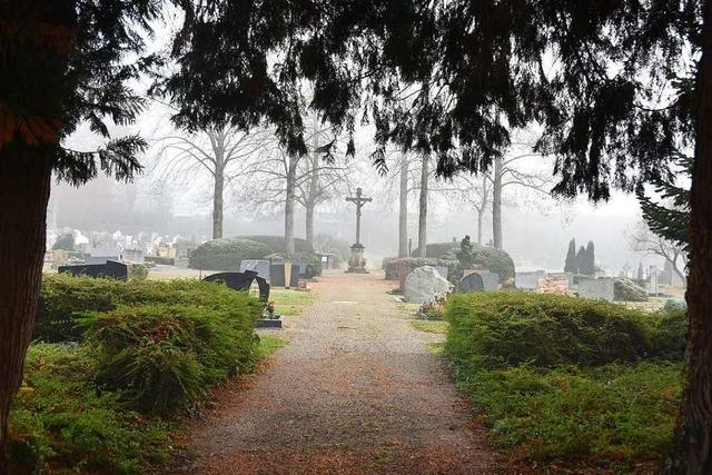 Nachfrage nach gärtnergepflegten Urnengräbern wird immer größer