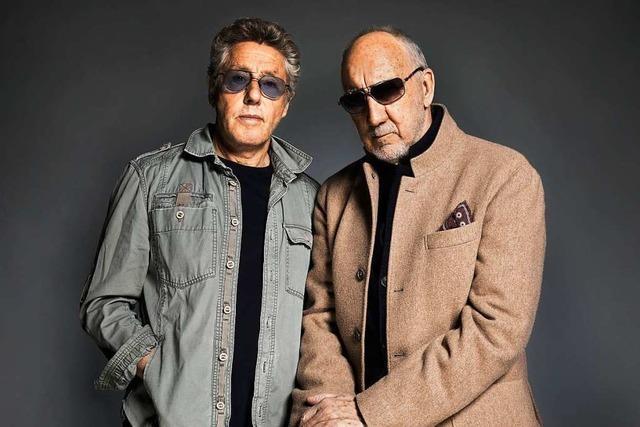 Die Funken fliegen noch: The Who veröffentlichen neues Album