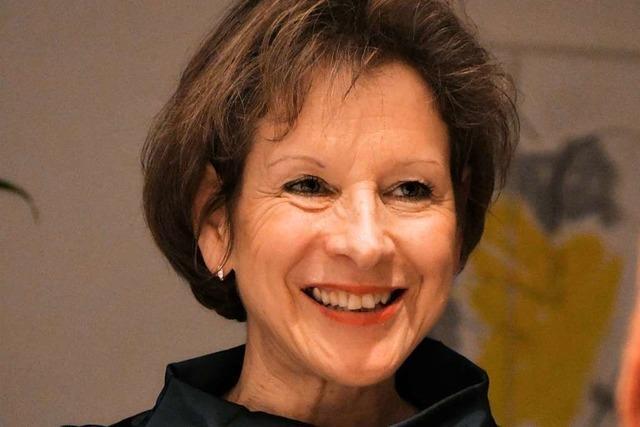 Der Gestaltungswille motiviere sie für ihre zweite Amtszeit, sagt Marion Dammann