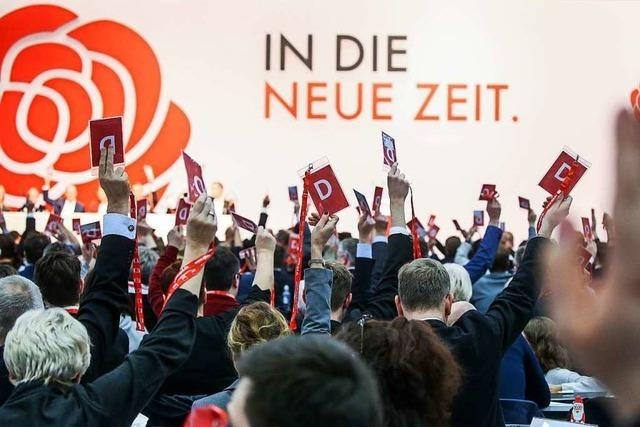 Kein Koalitionsbruch – und das neue SPD-Führungsduo entzaubert sich selbst