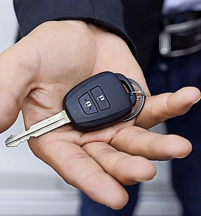 Wer nutzt den Wagen als nächster?  | Foto: PRASERT - stock.adobe.com