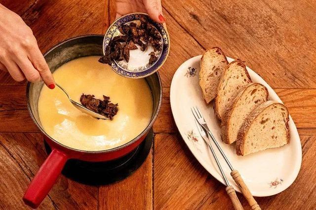 Genuss und Gemütlichkeit: Mehr als Käse in der