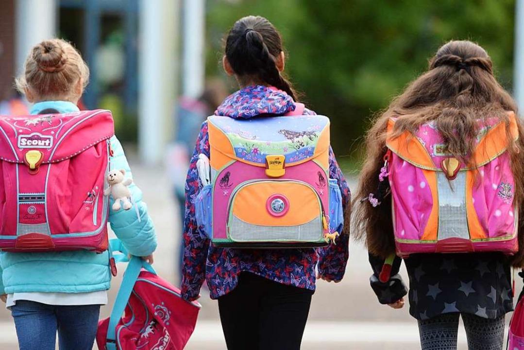 Die aktuelle Grundschüler-Generation muss mit Lehrermangel leben.  | Foto: Patrick Seeger