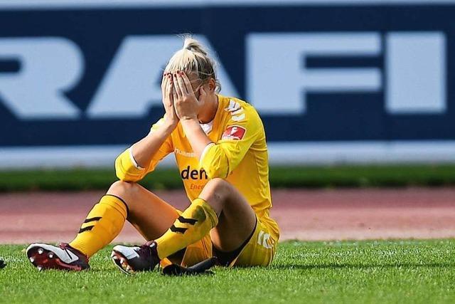 Fußballerinnen des SC Freiburg verlieren 0:2 bei Bayern München