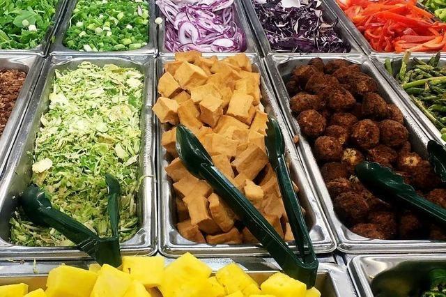 In städtischen Kantinen soll es künftig auch veganes Essen geben