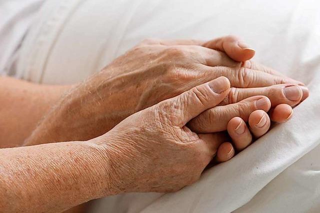 Die Helfer der Hospizgruppe Dreisamtal spenden Trost und Zeit
