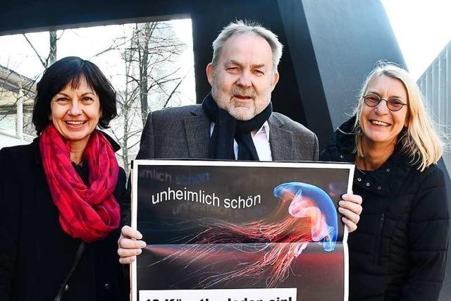 43 Künstler aus der Region stellen in der Kulturfabrik Schopfheim aus