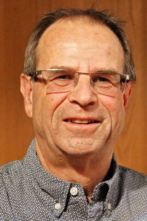 Bernhard Rössle (62), hat 40 Jahre Erfahrung in der Musikbranche  | Foto: Sabine Model