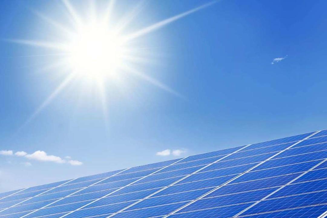 Die Grünen-Fraktion hatte sich schon i...r für eine Solarpflicht ausgesprochen.  | Foto: Jonas Glaubitz - stock.adobe.com