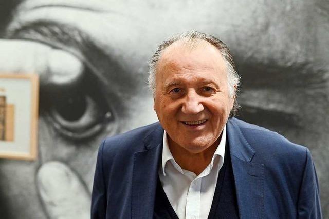 Peter Weibel bleibt ZKM-Chef bis 2023