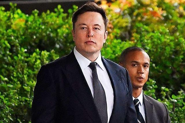 Elon Musk nach Pädophilie-Äußerung auf Twitter freigesprochen