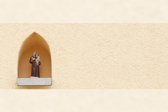 Auf den Spuren der Heiligen