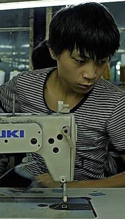 Wang Bings eindrückliche Reportage &#8...itsalltag chinesischer Textilarbeiter.  | Foto: Wang Bing
