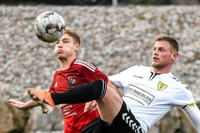 FSV Rheinfelden feiert 8:0-Sieg im Kellerduell beim VfR Bad Bellingen