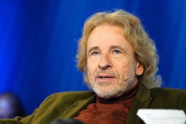 Gottschalk sammelt 245.000 Euro Spenden für Freiburger Verein