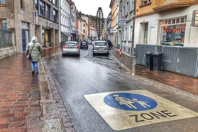 Die Lörracher Stadtverwaltung verspricht ein Poller-Konzept