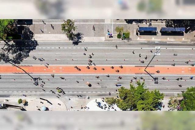Kommt in Freiburg ein Bürgerentscheid zum Rad- und Fußverkehr?