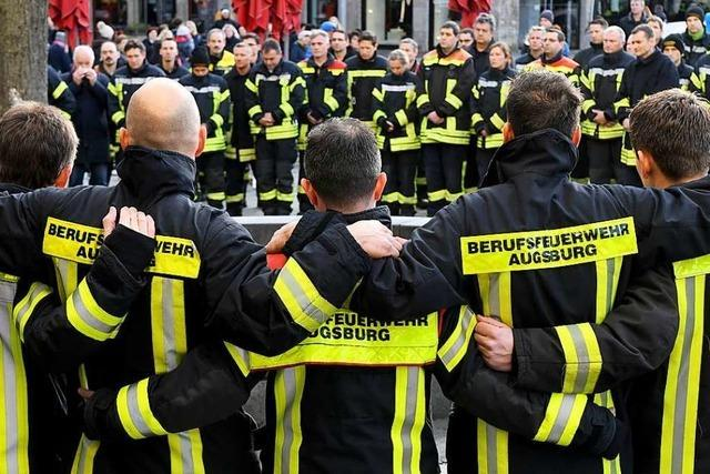 Festnahmen im Fall des Augsburger Tötungsdelikts