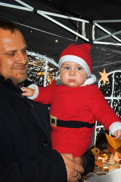 Raitbachs wundervoll charmanter Winterzauber-Weihnachtsmarkt  | Foto: Angelika Schmidt