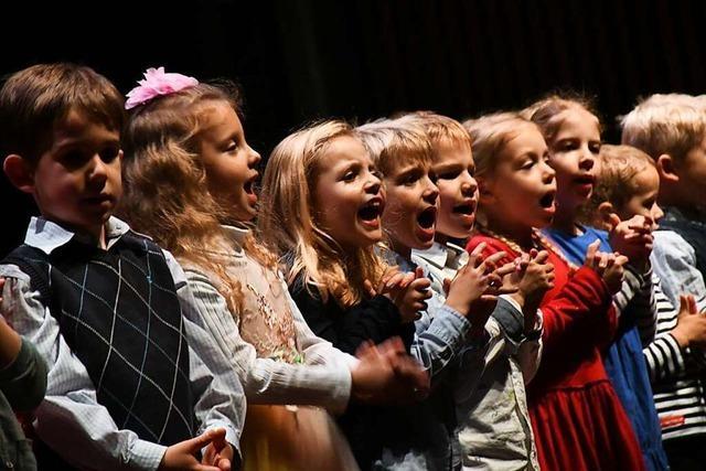Musikerschar begeistert zur Nacht der Klänge im Burghof Lörrach das Publikum