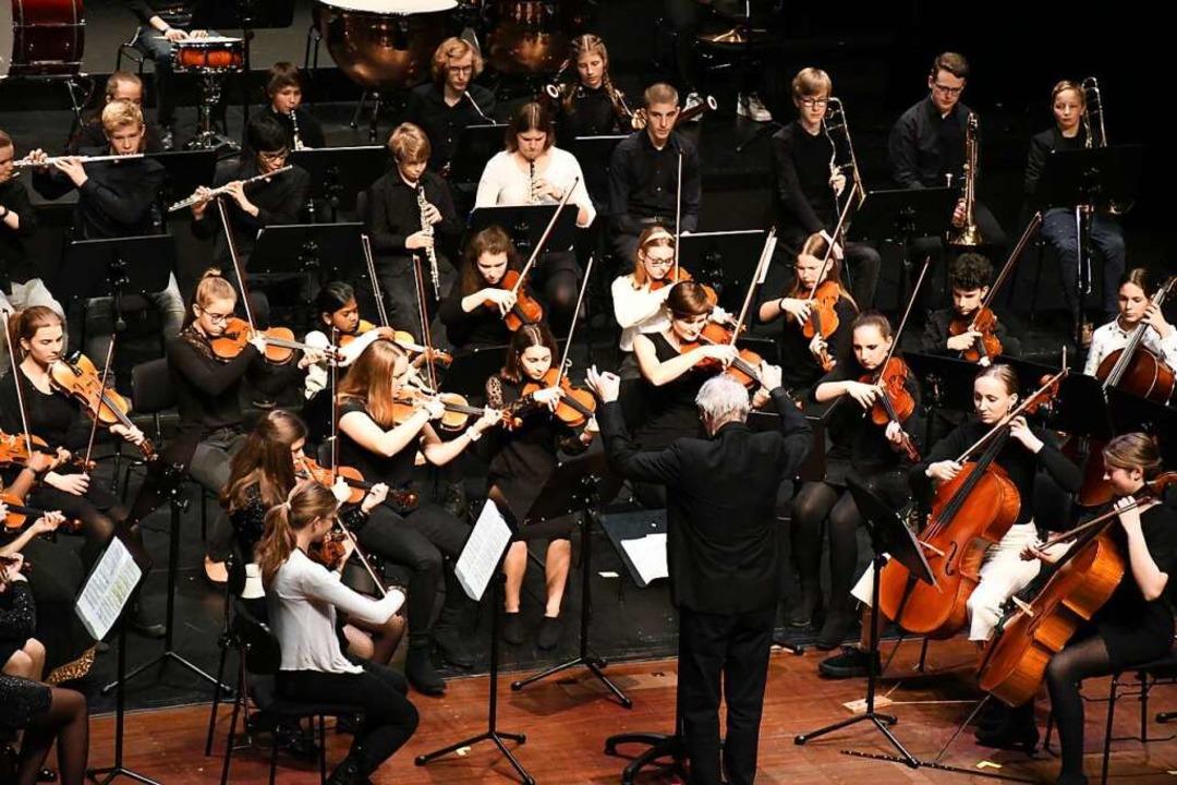 Überzeugend: Das City Connect Orchestra  | Foto: Barbara Ruda