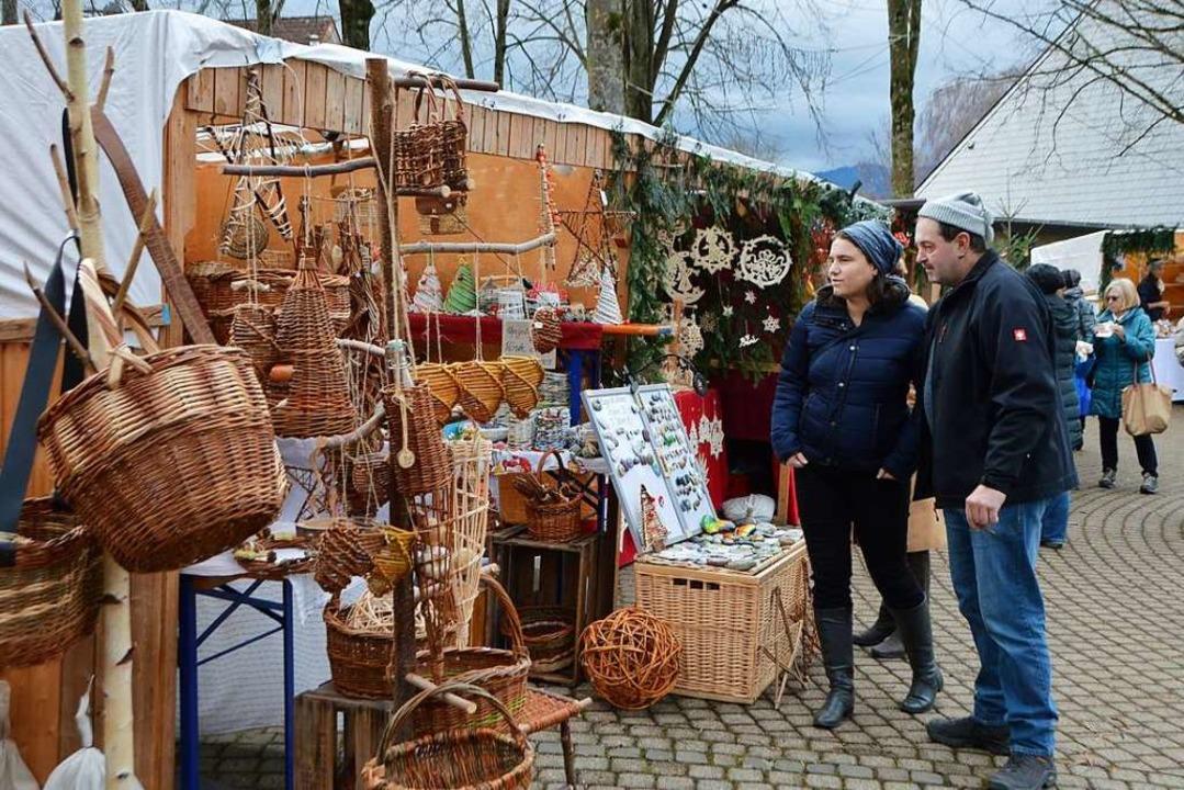 Impressionen vom Weihnachtsmarkt  | Foto: Horatio Gollin