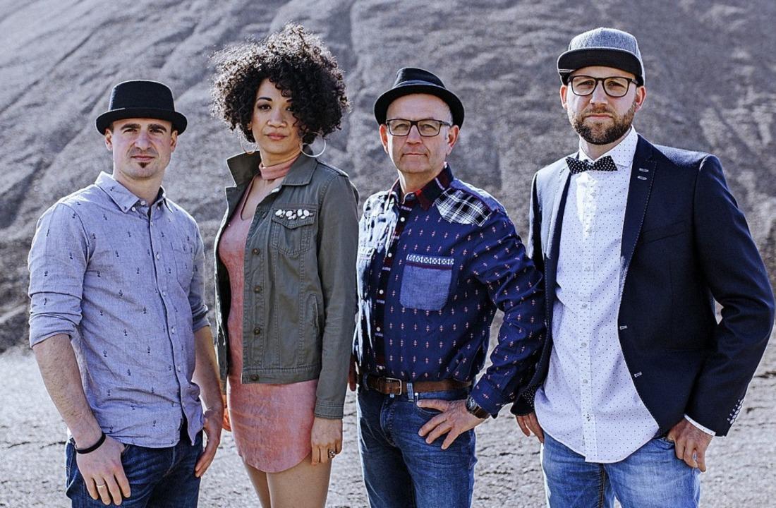 Auch die Desirée-Lobé-Band kommt nach Lahr.   | Foto: Ralf Gingter