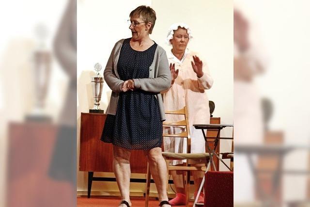 Kolping zeigt Theaterspaß