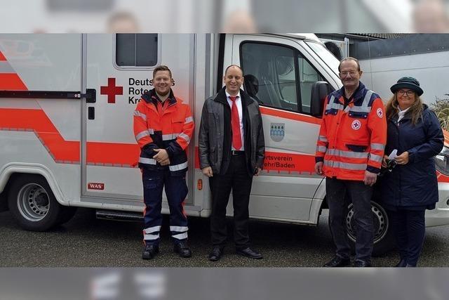 Spannende Einblicke hinter die Kulissen des Roten Kreuzes