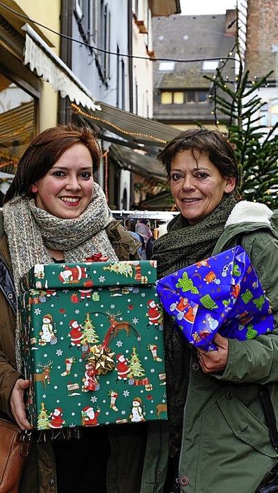 Ein Event zum Geschenke-Shoppen  | Foto: Bernhard Seitz