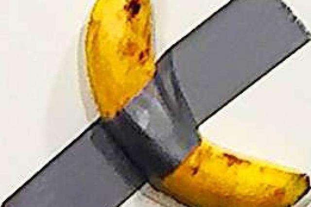 Künstler vernascht eine 120.000 Dollar teure Tropenfrucht