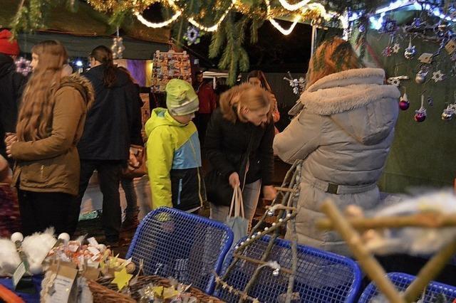 Weihnachtsmarkt von und für die Nollinger