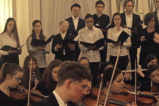 Ensembles präsentieren sich hervorragend präpariert