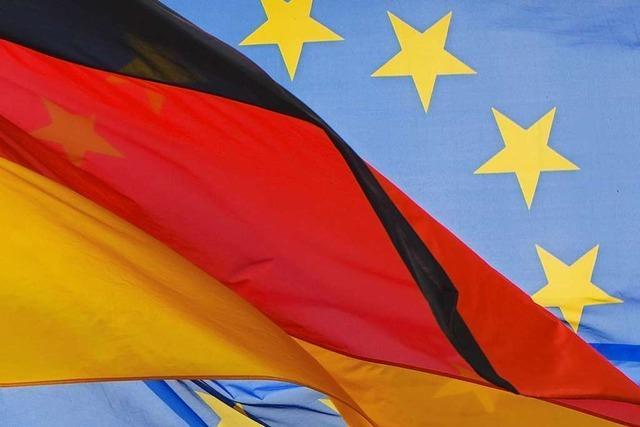 137 Milliarden Euro aus Deutschland für Europa