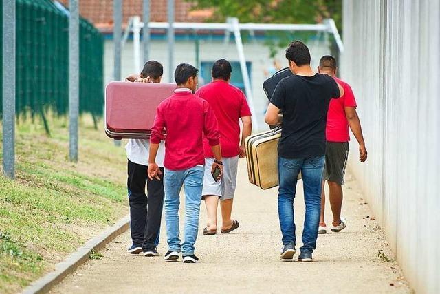 Landesregierung streitet über die Kosten für geduldete Flüchtlinge