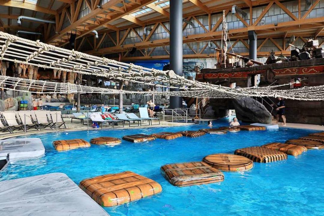 Schwimmunterricht ist hier möglich.    Foto: Christoph Breithaupt