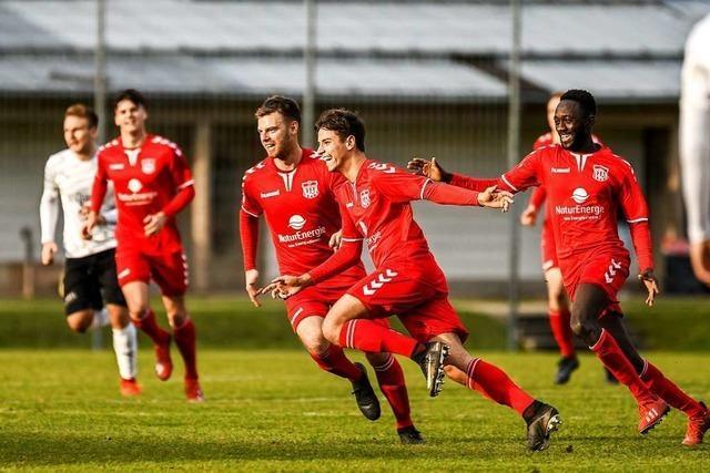 FV Lörrach-Brombach gewinnt dank Traumtor mit 1:0 gegen Auggen