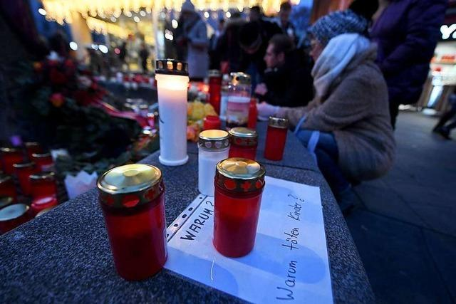 Gewalttat in Augsburg: Zurückhaltung ist angebracht