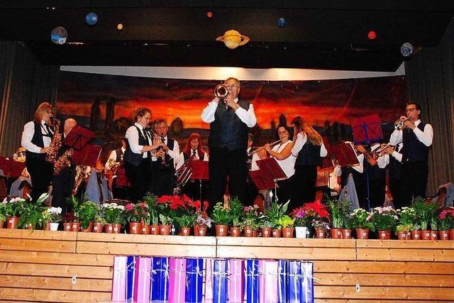Musikverein Märkt widmet sein Jahreskonzert dem Weltall