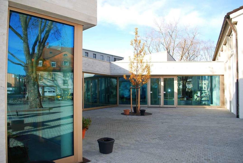 Gemeindehaus der Johannesgemeinde in Weil am Rhein.  | Foto: Thomas Loisl Mink